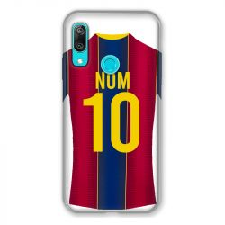 Coque Pour Huawei Y6 (2019) / Y6 Pro (2019) Personnalisee Maillot Football FC Barcelone
