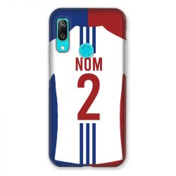 Coque Pour Huawei Y6 (2019) / Y6 Pro (2019) Personnalisee Maillot Football Olympique Lyonnais Domicile