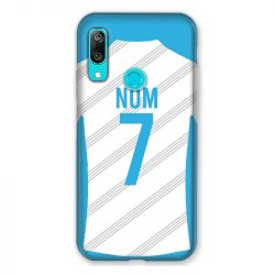 Coque Pour Huawei Y6 (2019) / Y6 Pro (2019) Personnalisee Maillot Football Olympique Marseille Domicile
