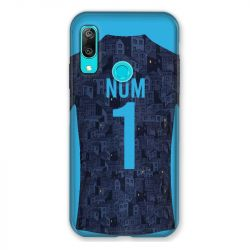 Coque Pour Huawei Y6 (2019) / Y6 Pro (2019) Personnalisee Maillot Football Olympique Marseille Exterieur