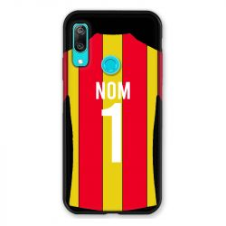 Coque Pour Huawei Y6 (2019) / Y6 Pro (2019) Personnalisee Maillot Football RC Lens
