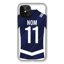 Coque Pour Iphone 12 / 12 Pro (6,1) Personnalisee Maillot Footbal Girondins Bordeaux