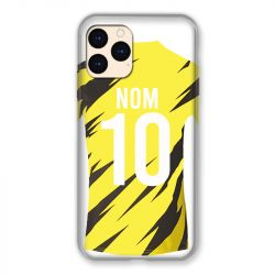 Coque Pour Iphone 12 Mini (5.4) Personnalisee Maillot Football Borussia Dortmund