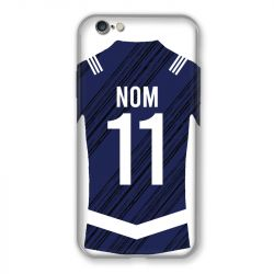 Coque Pour Iphone 6 / 6s Personnalisee Maillot Footbal Girondins Bordeaux