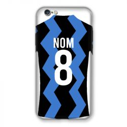 Coque Pour Iphone 6 / 6s Personnalisee Maillot Football FC Inter Milan