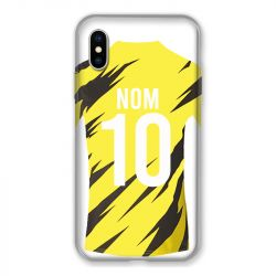 Coque Pour Iphone X / XS Personnalisee Maillot Football Borussia Dortmund