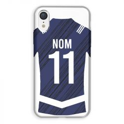 Coque Pour Iphone XR Personnalisee Maillot Footbal Girondins Bordeaux