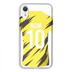 Coque Pour Iphone XR Personnalisee Maillot Football Borussia Dortmund