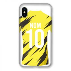 Coque Pour Iphone XS Max Personnalisee Maillot Football Borussia Dortmund