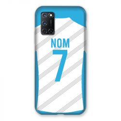Coque Pour Oppo A72 Personnalisee Maillot Football Olympique Marseille Domicile