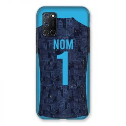 Coque Pour Oppo A72 Personnalisee Maillot Football Olympique Marseille Exterieur