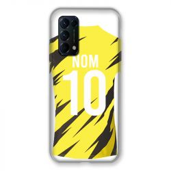 Coque Pour Oppo Find X3 Lite Personnalisee Maillot Football Borussia Dortmund