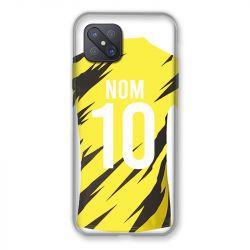 Coque Pour Oppo Reno 4Z Personnalisee Maillot Football Borussia Dortmund