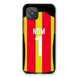 Coque Pour Oppo Reno 4Z Personnalisee Maillot Football RC Lens