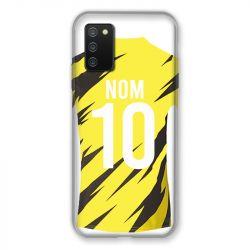 Coque Pour Samsung Galaxy A02S Personnalisee Maillot Football Borussia Dortmund