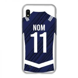 Coque Pour Samsung Galaxy A10 Personnalisee Maillot Footbal Girondins Bordeaux