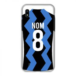 Coque Pour Samsung Galaxy A10 Personnalisee Maillot Football FC Inter Milan