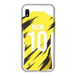 Coque Pour Samsung Galaxy A10 Personnalisee Maillot Football Borussia Dortmund