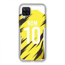 Coque Pour Samsung Galaxy A12 Personnalisee Maillot Football Borussia Dortmund