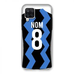 Coque Pour Samsung Galaxy A12 Personnalisee Maillot Football FC Inter Milan