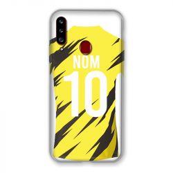 Coque Pour Samsung Galaxy A20S Personnalisee Maillot Football Borussia Dortmund
