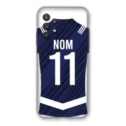 Coque Pour Samsung Galaxy A32 Personnalisee Maillot Footbal Girondins Bordeaux