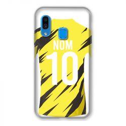 Coque Pour Samsung Galaxy A40 Personnalisee Maillot Football Borussia Dortmund