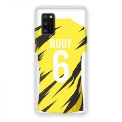 Coque Pour Samsung Galaxy A41 Personnalisee Maillot Football Borussia Dortmund