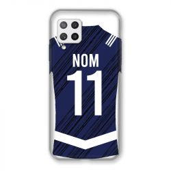 Coque Pour Samsung Galaxy A42 Personnalisee Maillot Footbal Girondins Bordeaux