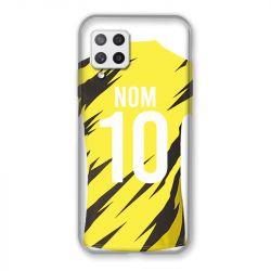 Coque Pour Samsung Galaxy A42 Personnalisee Maillot Football Borussia Dortmund