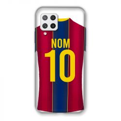 Coque Pour Samsung Galaxy A42 Personnalisee Maillot Football FC Barcelone