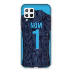 Coque Pour Samsung Galaxy A42 Personnalisee Maillot Football Olympique Marseille Exterieur