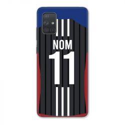 Coque Pour Samsung Galaxy A51 4G Personnalisee Maillot Football Olympique Lyonnais Exterieur
