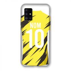 Coque Pour Samsung Galaxy A51 5G Personnalisee Maillot Football Borussia Dortmund