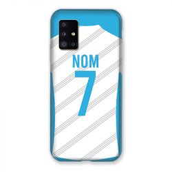 Coque Pour Samsung Galaxy A51 5G Personnalisee Maillot Football Olympique Marseille Domicile