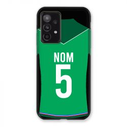 Coque Pour Samsung Galaxy A52 5G Personnalisee Maillot Football AS Saint Etienne