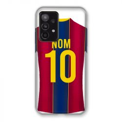 Coque Pour Samsung Galaxy A52 5G Personnalisee Maillot Football FC Barcelone