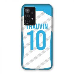 Coque Pour Samsung Galaxy A52 5G Personnalisee Maillot Football Olympique Marseille Domicile