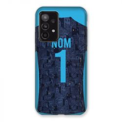 Coque Pour Samsung Galaxy A52 5G Personnalisee Maillot Football Olympique Marseille Exterieur