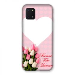 Coque Pour Samsung Galaxy Note 10 Lite Personnalisee Fete Des Meres Coeurs Roses