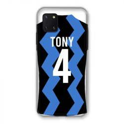 Coque Pour Samsung Galaxy Note 10 Lite Personnalisee Maillot Football FC Inter Milan