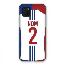 Coque Pour Samsung Galaxy Note 10 Lite Personnalisee Maillot Football Olympique Lyonnais Domicile