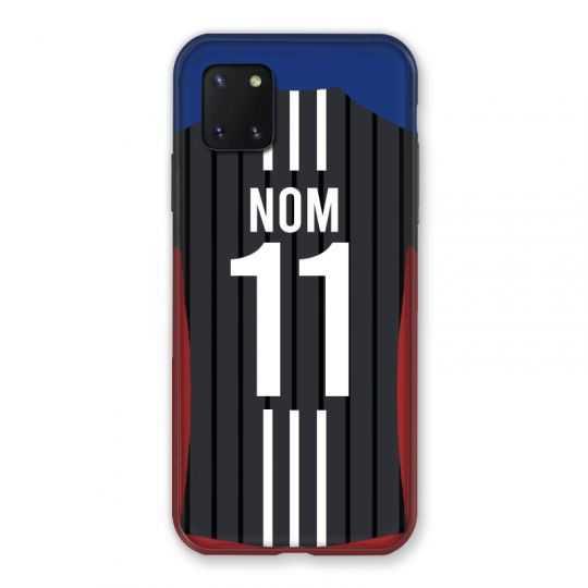 Coque Pour Samsung Galaxy Note 10 Lite Personnalisee Maillot Football Olympique Lyonnais Exterieur