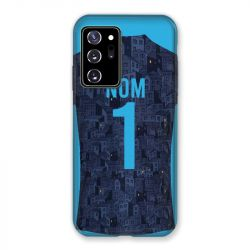 Coque Pour Samsung Galaxy Note 20 Ultra Personnalisee Maillot Football Olympique Marseille Exterieur