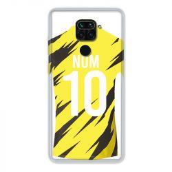 Coque Pour Xiaomi Redmi Note 9 Personnalisee Maillot Football Borussia Dortmund