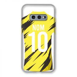 Coque Pour Samsung Galaxy S10e Personnalisee Maillot Football Borussia Dortmund