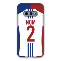 Coque Pour Samsung Galaxy S10e Personnalisee Maillot Football Olympique Lyonnais Domicile