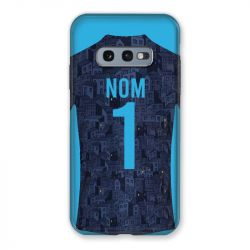Coque Pour Samsung Galaxy S10e Personnalisee Maillot Football Olympique Marseille Exterieur