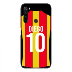 Coque Pour Xiaomi Redmi Note 8T Personnalisee Maillot Football RC Lens