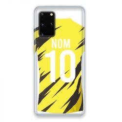 Coque Pour Samsung Galaxy S20 Personnalisee Maillot Football Borussia Dortmund